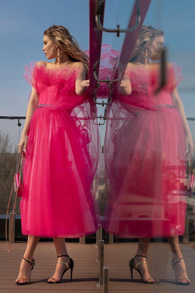 Вечірні сукні 2018 - Фото 4
