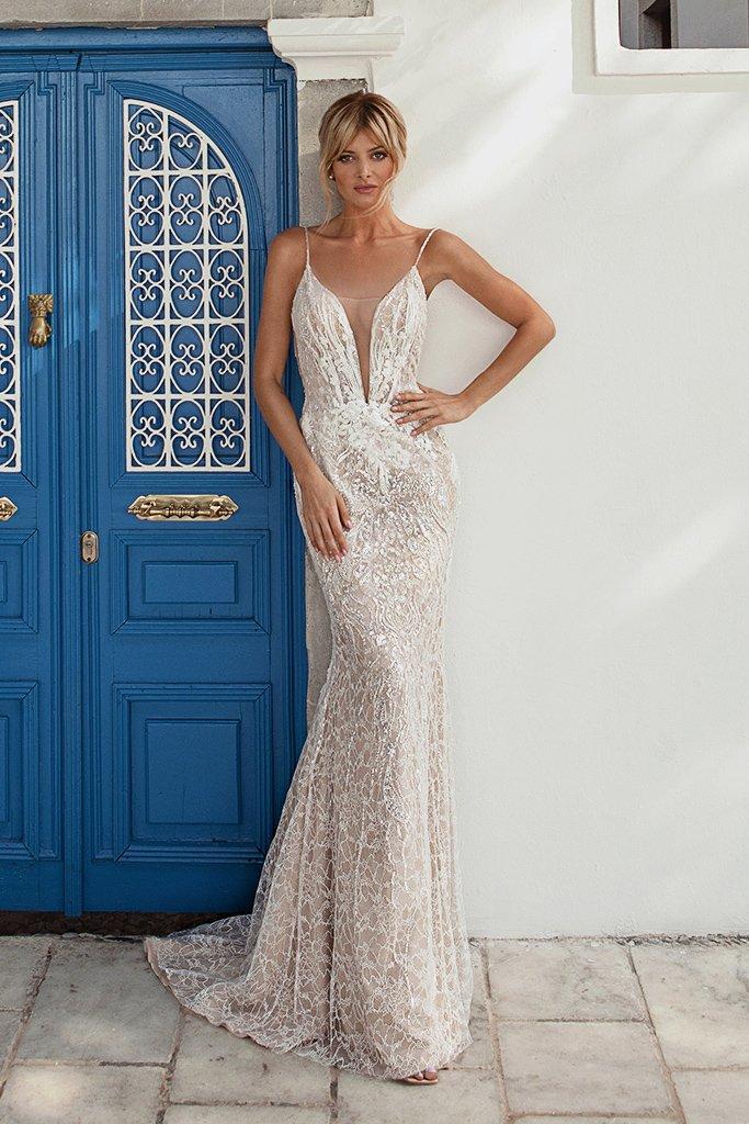 Весільні сукні Meredith - Фото 4