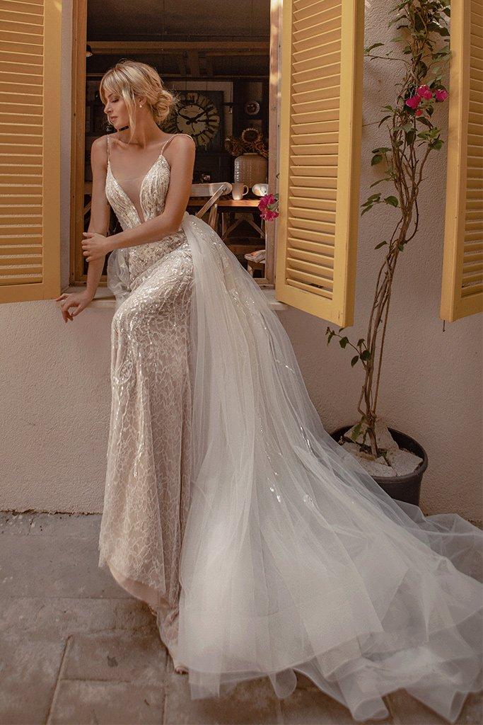 Весільні сукні Meredith - Фото 3