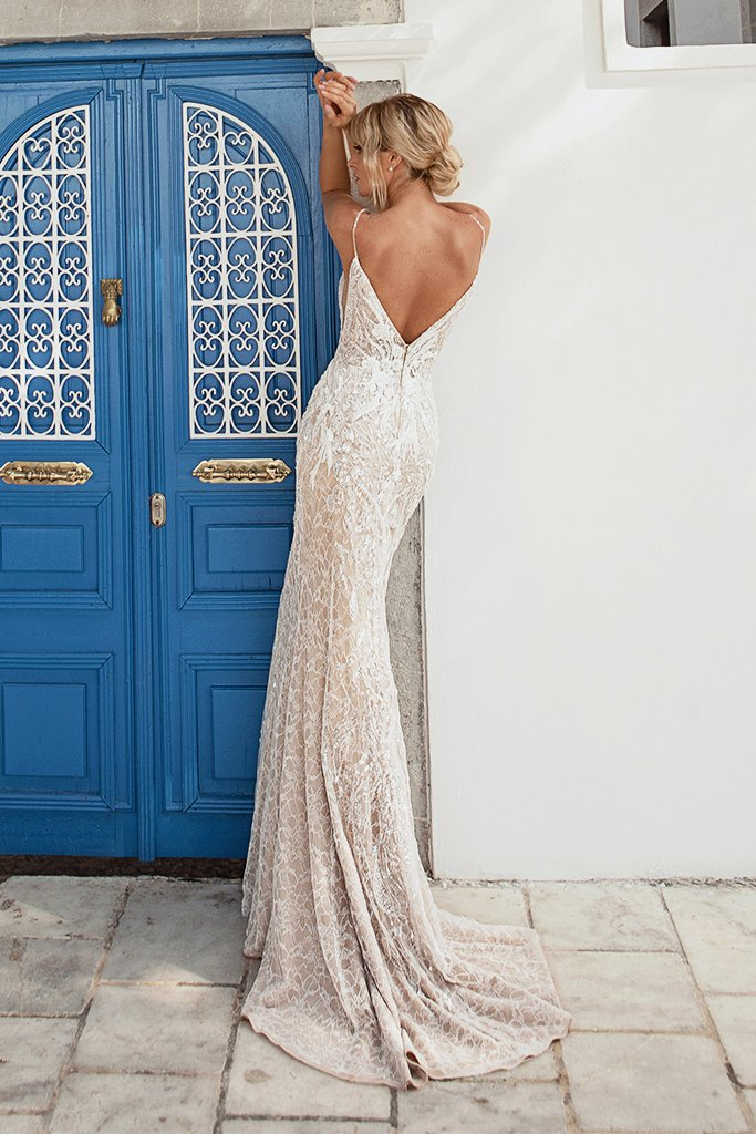 Весільні сукні Meredith - Фото 5