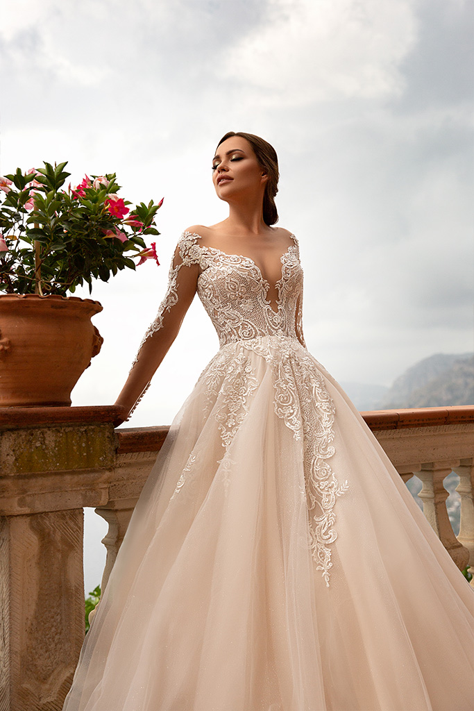 Весільні сукні Georgia - Фото 3