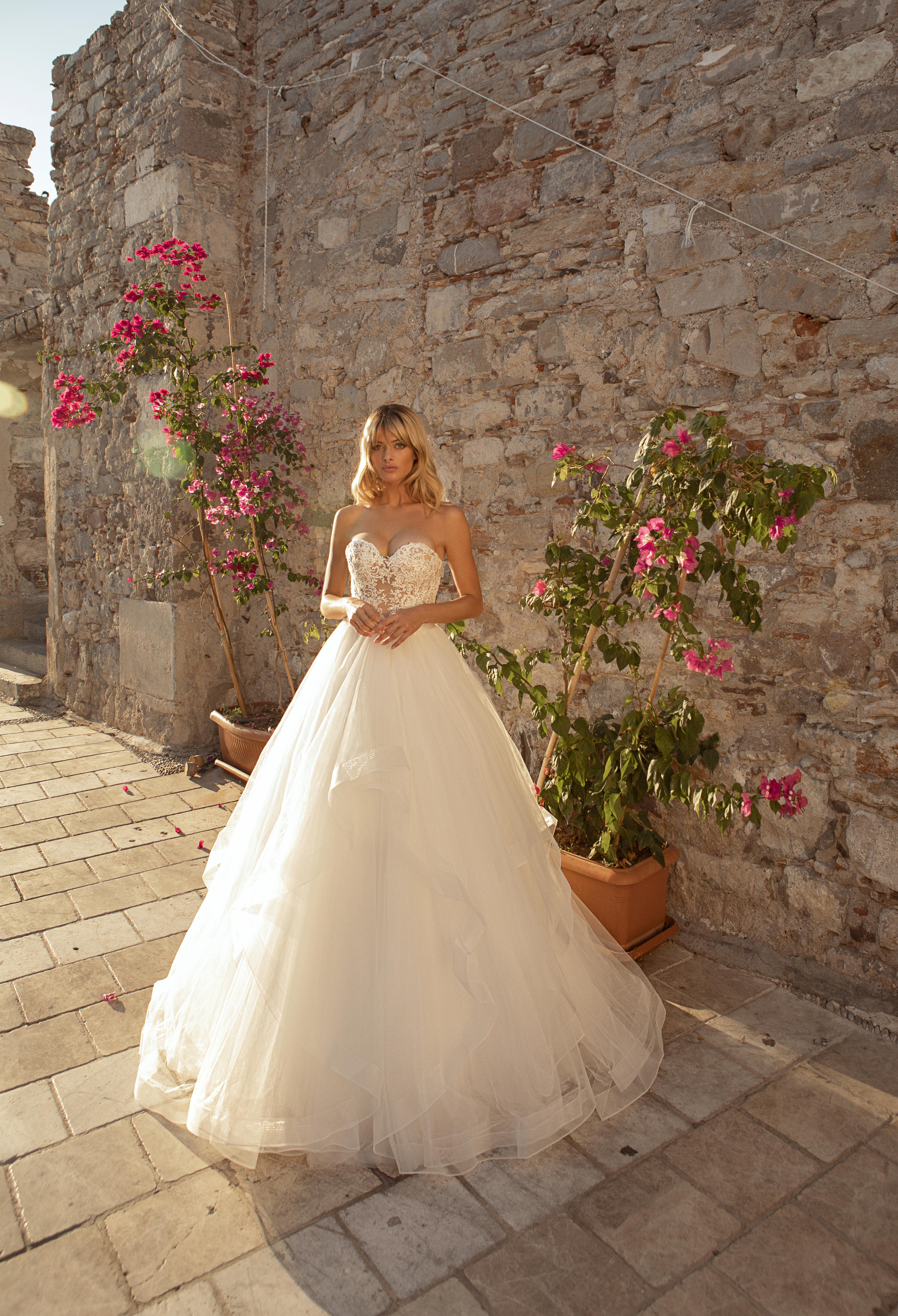Свадебные платья Jardine