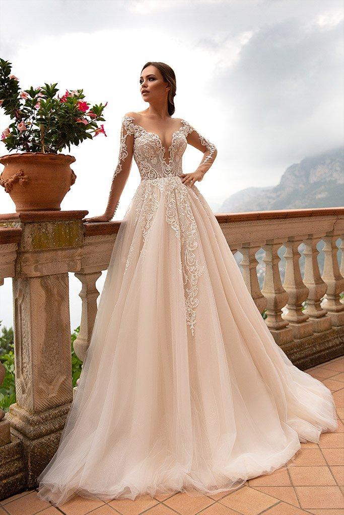 Весільні сукні Georgia