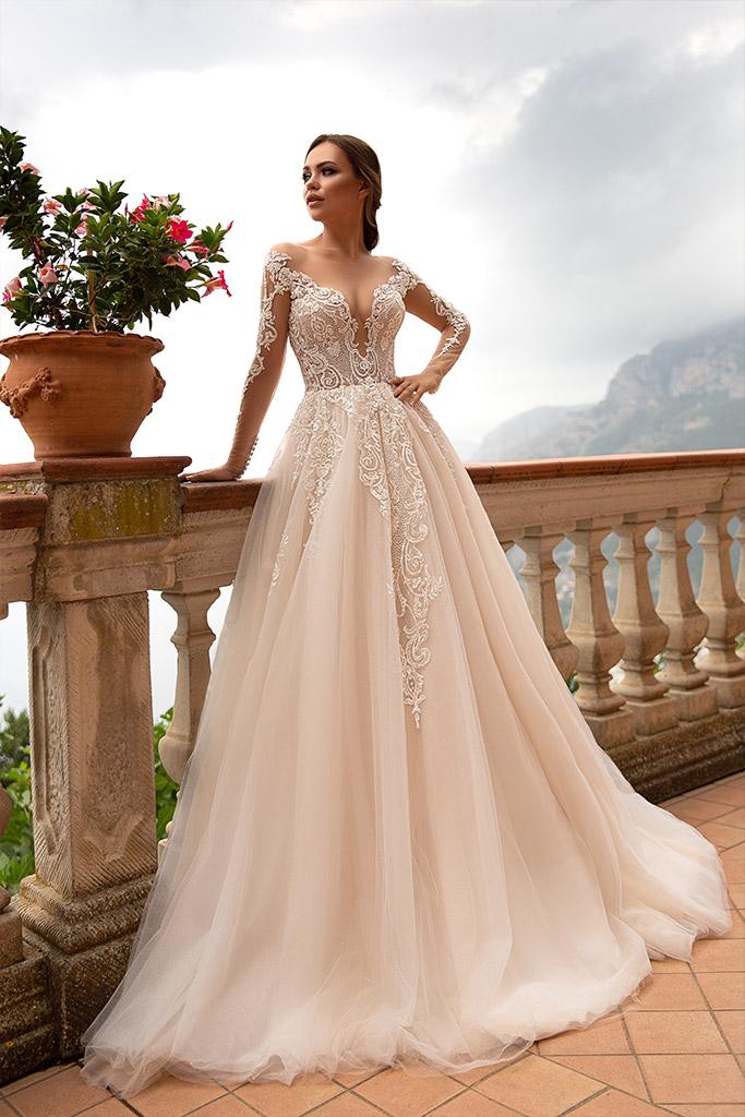 Свадебные платья Georgia